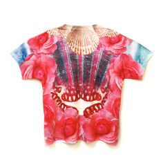 Fruit Of Aphrodite Tee Unisex, 155€ (Whaaaat? That much for something so ugly?)