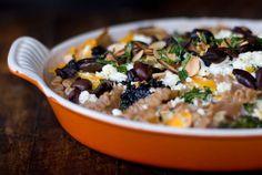 Low Cal Greek Pasta Casserole Recipe