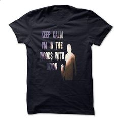 Keep Calm Im in the woods with Dixon - #hipster tshirt #tumblr sweater. I WANT THIS => https://www.sunfrog.com/TV-Shows/Keep-Calm-Im-in-the-woods-with-Dixon.html?68278