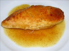 Baked Honey Mustard Chicken Recipe - Food.com - 158453
