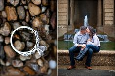 a Marine and his sweetheart {Abby Grace Photography}