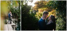 Romantic Autumn Engagement Session at Maymont Park in Richmond, VA | Virginia Wedding Photographers | Rowlands Photography