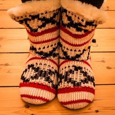 Urban Knit Snug Feet Heaven | » Miss S.J. | An everyday UK fashion and personal style blog
