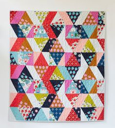 Picnic Quilt Pattern — Cotton + Steel Fabrics