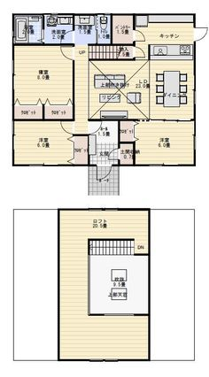 Living Spaces, House Plans, Floor Plans, How To Plan, Architecture, Room, Inspiration, Arquitetura, Bedroom