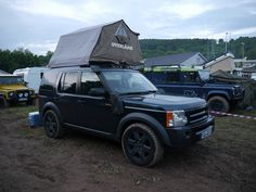 Discovery III rooftent