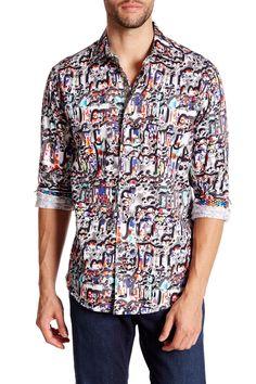 Molten Metal Long Sleeve Shirt