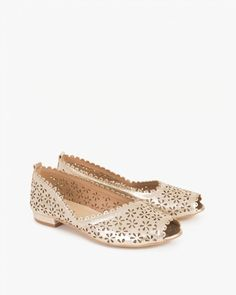 BALERINA MODNA MODEL: 048 -6601-ZŁOTO Flats, Model, Shoes, Fashion, Loafers & Slip Ons, Moda, Zapatos, Shoes Outlet