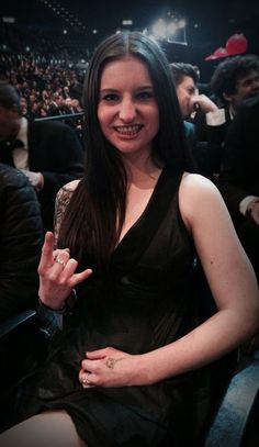 Anna Murphy.  Eluveitie - Swiss Music Awards 2014