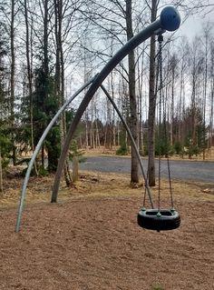 Otetaan hiekkalelut mukaan!: Pateniemenpuiston leikkipuisto