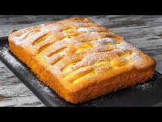Fogadok hogy minden hozzávalód megvan! Egyszerű és ízletes almás süti.| Cookrate - Magyarország - YouTube Choux Pastry, Apple Fritters, Hungarian Recipes, No Cook Desserts, Hot Dog Buns, Baking Recipes, Banana Bread, Cooking, Cake