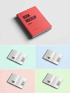 مجموعة موك اب كتاب Psd Usb Flash Drive Flash Drive Electronic Products