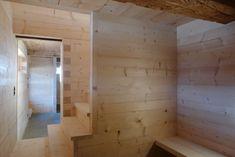 Umnutzung Stallscheune in Wohnbaute Construction, Architecture, Alcove, Bathtub, Stairs, Home Decor, Clay Soil, Wood Store, Human Settlement