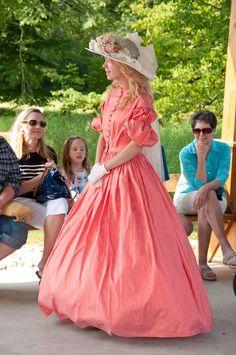 Mackinaw Area Historic Festival Fashion Show