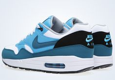 Nike Air Max 1 Essential – Night Factor – Vivid Blue – White – Black
