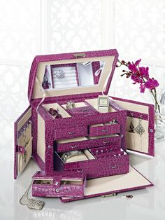HomeChoice Karabello jewellery box