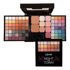 NYX Night On The Town palette