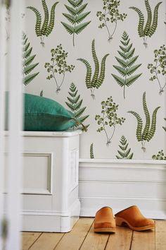 Модный интерьерный тренд: ботаника | Sweet home