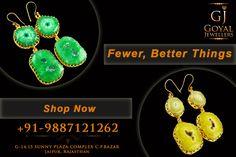 Goyal jewellers jaipur - Best Manufacturer of  Silver, Diamond Jewellery and Loose Gemstone. 📞Call Now- +91-9887121262 #BestJewellersinJaipur #JewellersinJaipur #FashionJewellery #SilverJewellery #Jaipur #Rajasthan #gemstonejewellery #diamondjewellery #earrings #rings #bangles #pendants #bracelet