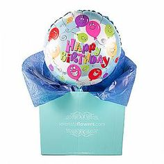 Send some smiley birthday wishes with this sweet Happy Birthday helium balloon! Happy Birthday Smiley, Smiley Happy, Happy Balloons, Helium Balloons, Mickey Mouse Movies, Tina Moore, Smelling Flowers, Most Popular Flowers, Balloon Delivery