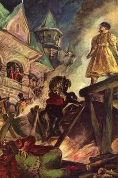 KONIK GARBUSEK Jrr Tolkien, Fantasy World, Faeries, Fairy Tales, Beast, Tumblr, Horses, Indian Summer, Painting
