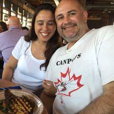 Carolina & Juan from SAN Juan Argentina.10-3-16