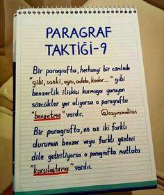 Sac Tutorial and Ideas Grammar Quiz, School Notes, Study Notes, Turkish Language, Study Motivation, Nail Tutorials, Study Tips, Writing Tips, Problem Solving