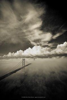 A ponte Salazar - 25 de Abril - 0006