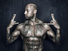 Booba by Cristian Girotto, via Behance