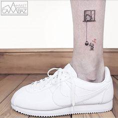 Tattoo by @ahmet_cambaz ___ Art page @Equilatterart ___ www.EQUILΔTTERΔ.com ___ #Equilattera