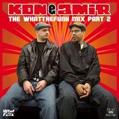 #231 Kon & Amir - The What The Funk Mix (part 2)