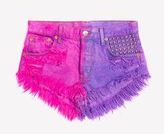 Malibu Barbie Purple Babe Shorts - Limited