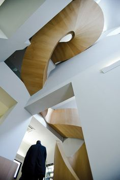 Here is a selection of creative and unusual staircase designs ...