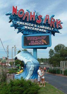 Noahs Ark Water Park - Wisconsin Dells, Wisconsin