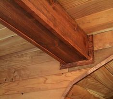 How To Wrap A Ceiling Girder With Wood Wraps Beams And As