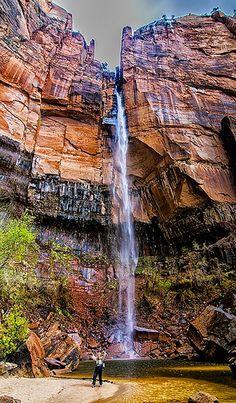 Parque Nacional de Zion, Utah, EUA