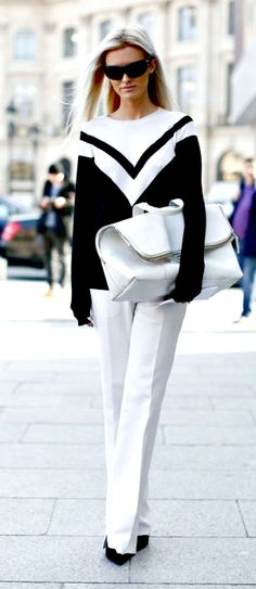 Paris street style <3 na