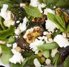 Insalata di zucchine e menta, la ricetta fresca dell'estate - LEITV