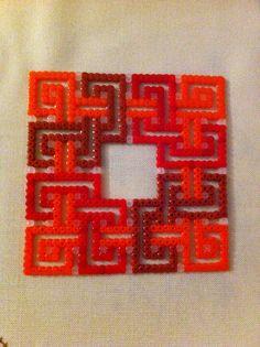 Multicolour design hama beads by Beatriz Sales Almazán