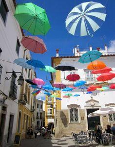 overhead umbrellas floating away | Floating Umbrellas | Interesting & Cool Stuff | Pinterest | Umbrellas ...