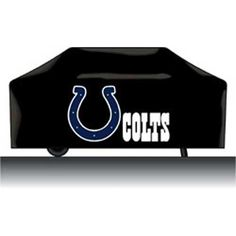 Pin It! :) Click Image Twice for Pricing and Info :) #patio #griller #covers #outdoorgrill #cover #patiocovers #patiogrillcover #outdoor #nfl SEE MORE NFL team grill cover at http://zpatiofurniture.com/category/patio-furniture-categories/patio-furniture-covers/patio-bbq-grill-covers/nfl-team-grill-covers/ - Rico Industries Indianapolis Colts NFL Deluxe Grill Cover « zPatioFurniture.com