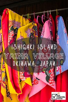 Visit Yaima Village and Learn about Japanese Culture and Traditions | The Travel Tester