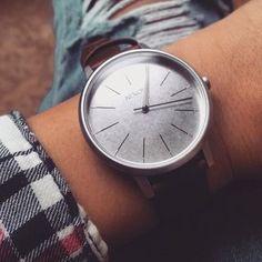 Kensington Leather   Damenuhren   Nixon Uhren und hochwertige Accessoires
