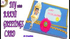 How to make photo rakhi greeting card/diy rakhi greeting card Rakhi Greetings, Rakhi Cards, How To Make Photo, Rakhi Making, Diy Cards, Beach Mat, Outdoor Blanket, Greeting Cards, Cards Diy