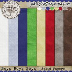 Boys Boys Boys Solids | September Mixology