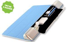The Smart Cargo iPad accessory by Dotan Saguy