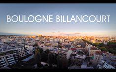 Vidéo : découvrez Boulogne-Billancourt sous un autre angle