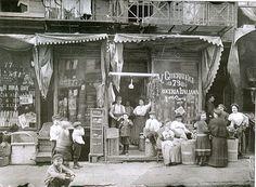 This Italian Life: New York circa 1900