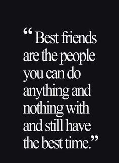 Love you true friends😘 Best Friend Qoutes, Besties Quotes, Cute Quotes, Bffs, Fun With Friends Quotes, Bestfriends, Beautiful Friend Quotes, Best Friends Forever Quotes, The Words