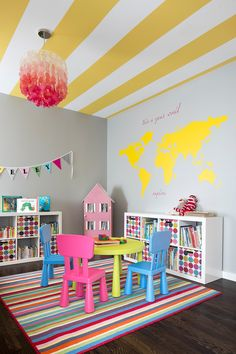 Crazy Cool Kids Room in Highland Park / Dallas, TX